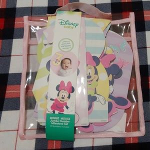 Other - Minnie Mouse Jumbo Numbers Set